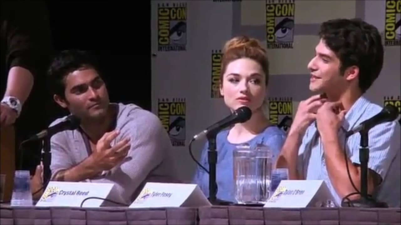 Teen Wolf Funny Cast Moments - Youtube-4719