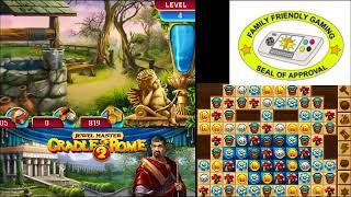 Jewel Master Cradle of Rome 2 3DS Episode 1