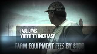 Anti Paul Davis RGA PAC 2014 KS Governor TV Ad #3