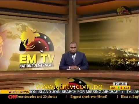EMTV News Replay - 13th August, 2015