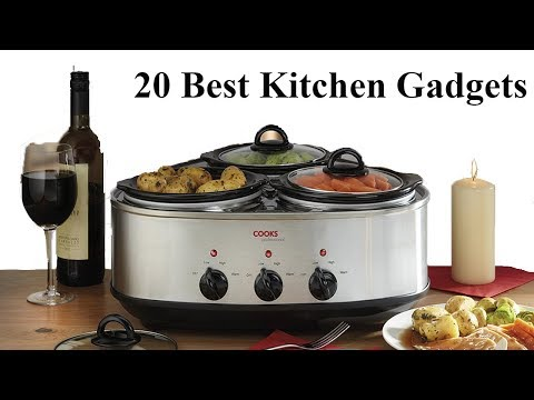 20 Best Kitchen Gadgets You Must Have || New Kitchen Gadgets (2018)