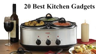 20 Best Kitchen Gadgets You Must Have || New Kitchen Gadgets (2020)