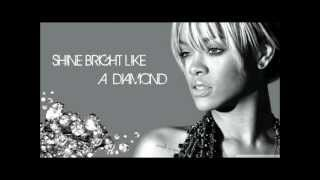 Rihanna - Diamonds (In The Sky) (Lyrics On Screen)