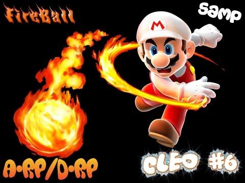 FireBall by Chapper - Переворачиваем транспорт! Samp 0.3.7
