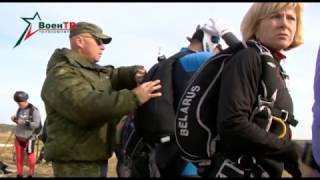 Военное обозрение (28 03 2017) Женская сборная по парашютному спорту