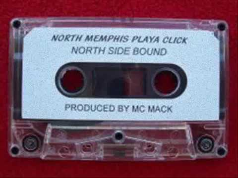 North Memphis Playa Click - Mack's About His Hustle (1996)