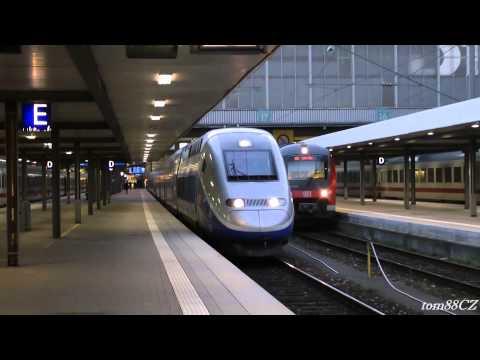 TGV Duplex - München Hbf (TGV 9576)