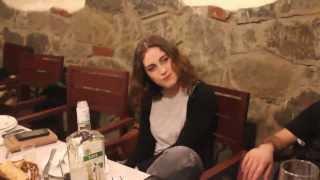 Suliko / Сулико / სულიკო / Застолье / хороший голос / девушка поет / Народная / Vokal 2014