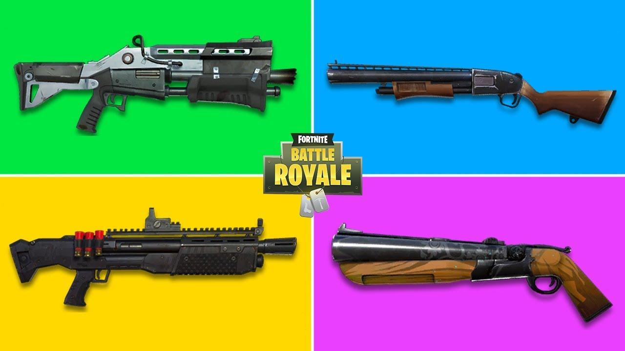 Shotguns in Overtime Challenges part 3