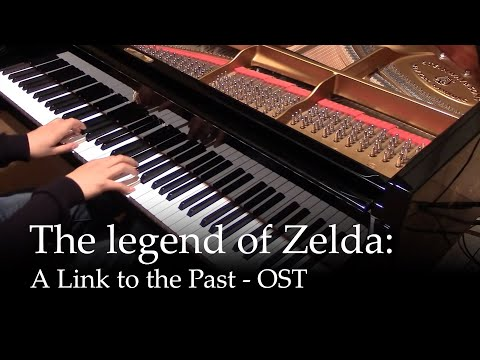 Zelda - A Link to the past [Nostalgia] [Piano]
