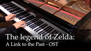 Zelda - A Link to the past OST [Piano]