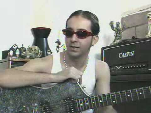 Guitar Lessons with Daron Malakian from System of a Down