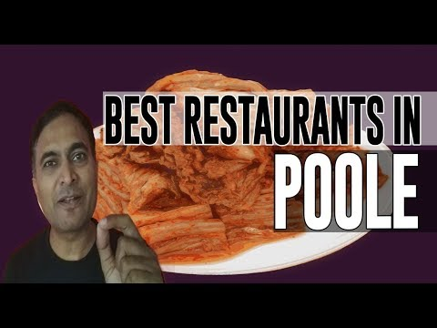 Best Restaurants And Places To Eat In Poole, UK