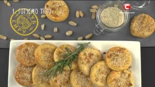 Итальянские лепешки. Сырные блюда от Сергея Калинина