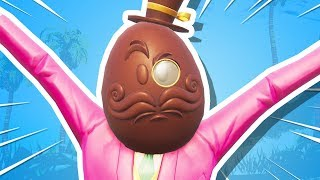This Fortnite Skin is Made of CHOCOLATE!