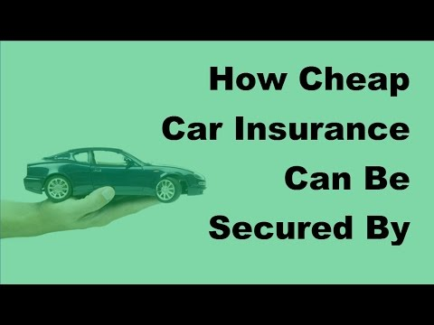 2017 Vehicle Insurance Policy | How Cheap Car Insurance Can Be Secured By Young Drivers
