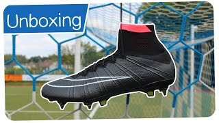 Nike Mercurial Superfly IV Black Pack - CR7 Boots 2014 - Unboxing