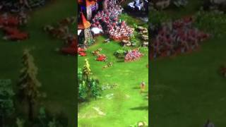 Cossack 3 Funny Tower Bug :)