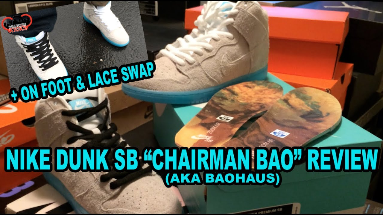 newest collection a843f 1c7b0 Nike Dunk SB Baohaus