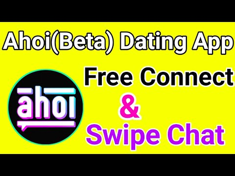How To Use Ahoi App   Ahoi Free Live Video Chat App  Ahoi App