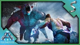 ARK: GENESIS TRAILER BREAKDOWN! LAVA LIZARD, GIANT TURTLE & SHAPESHIFTERS! - Ark: Survival Evolved