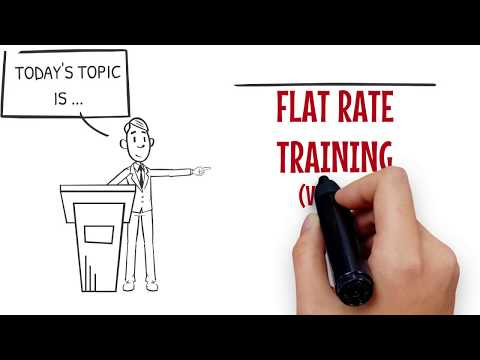 Flat Rate Training Video 5