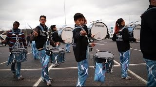 Wgi 2015 Chino Hills High School In The Lot