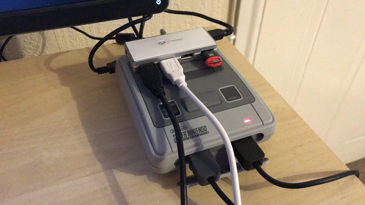 SNES Classic - USB-HOST Exploit:) by Kyland K AKA KMFDManic