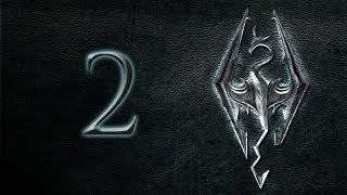 Прохождение Skyrim 5 Часть 2 (Поиски камня дракона)