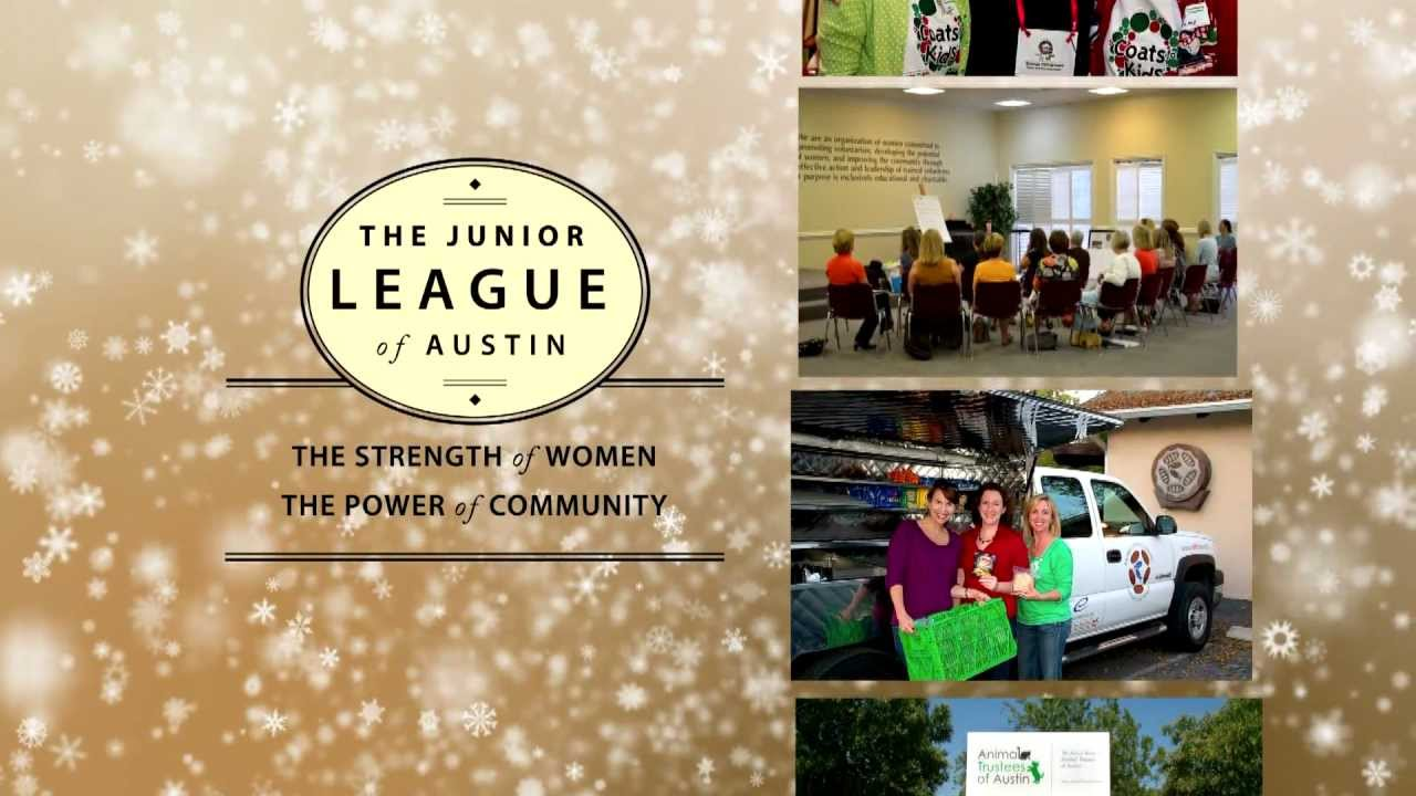 Junior League of Austin - A Christmas Affair - YouTube