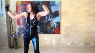 Harlem Shuffle dance - A Tribute To Bob &  Earl (Ameritz)