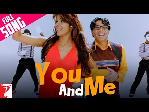 You And Me  Full Song with End Credits  Pyaar Impossible  Uday Chopra  Priyanka Chopra