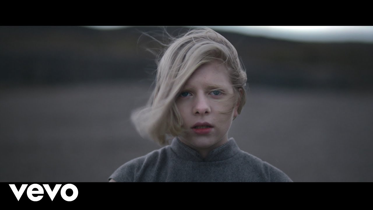 Aurora Running With The Wolves Youtube