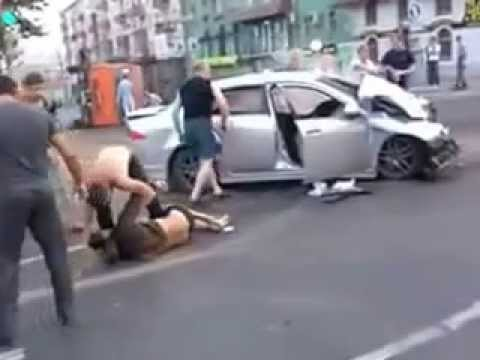very bad car accident 2014 18 russia hotcarcrashes youtube