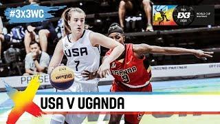 USA v Uganda | Women