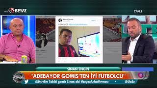 (..) Beyaz Futbol 16 Eylül 2017 Kısım 3/4 - Beyaz TV