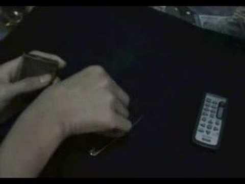 Master Key Hack วิธีสะเดาะกุญแจ