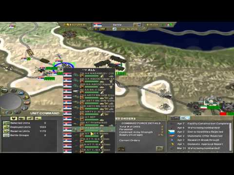 Supreme Ruler 2020 - Kingdom of Serbia - Part 32