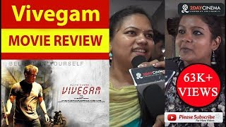Vivegam Movie Review | Thala Ajith Kumar | Kajal Aggarwal - 2DAYCINEMA.COM