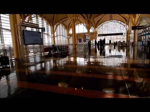 Ronald Reagan Washington National Airport Terminal, Arlington, VA
