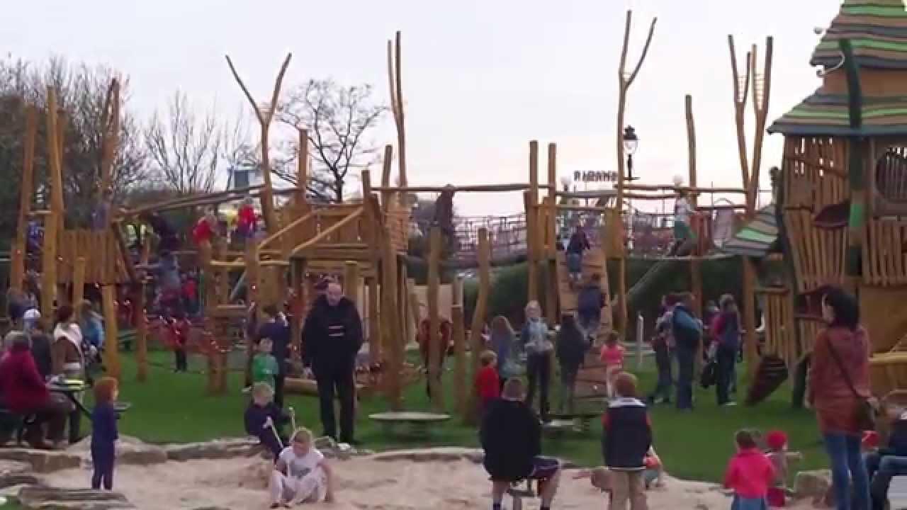 Kids Play Area Garden Playgrounds