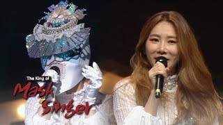 G Dragon That XX Cover By JeA The King of Mask Singer Ep 148