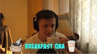 ASMR Breakfast - QnA
