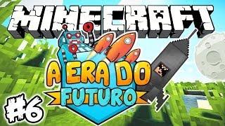 BEM-VINDOS À AGÊNCIA ESPACIAL! - Era do Futuro: Minecraft #6 (Especial)