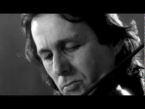 The violinist Volodja Balzalorsky plays Paganini Cantabile Live