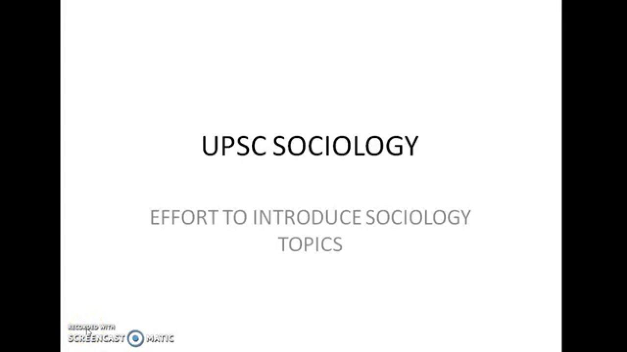 caste definition sociology