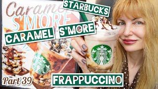 Adeyto🥤 STARBUCKS CARAMEL S'MORE FRAPPUCCINO NEW IN JAPAN 📽️ HUAWEI P20 PRO