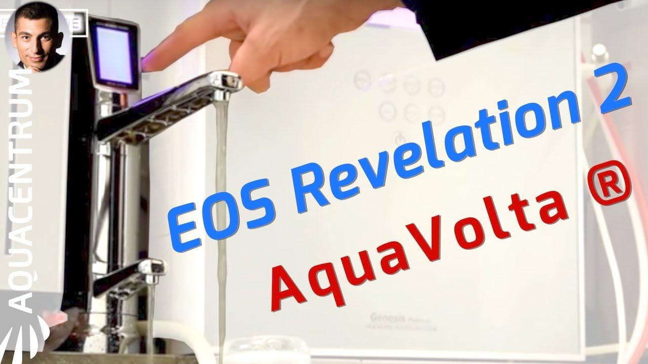 AquaVolta EOS Revelation 2, Wasserionisierer Unter Der Spüle