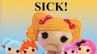 Lalaloopsy: Spot Gets Sick!
