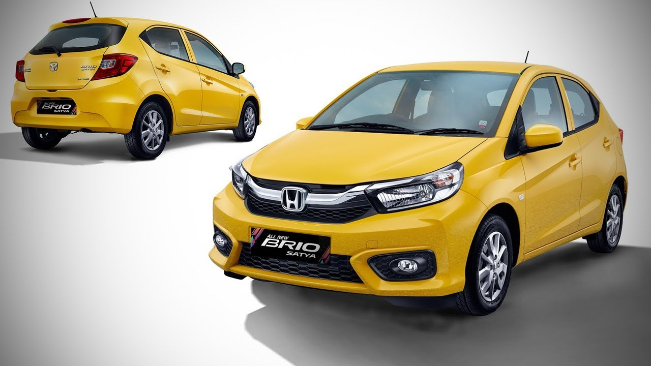 All-New 2018 Honda Brio Satya